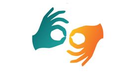 Migam.org logo - Połącz z tłumaczem
